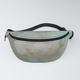 Abstract Tropical Flora Fanny Pack