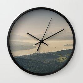 Zuerichsee Wall Clock