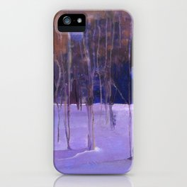 Ethereal World iPhone Case