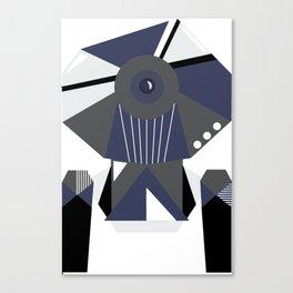 Abstract Enterprise Canvas Print