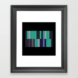blank no.2 Framed Art Print