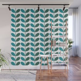 Hilly Pattern Wall Mural