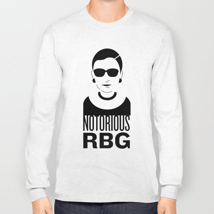 Notorious RBG Long Sleeve T-shirt