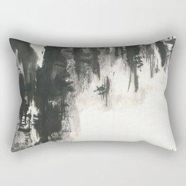Crusing on the river Rectangular Pillow