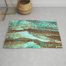 Abstract Annemarie Rug