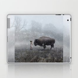 MeeTe Buffao Laptop & iPad Skin