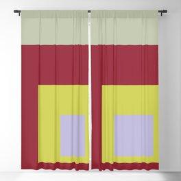 Color Ensemble No. 8 Blackout Curtain