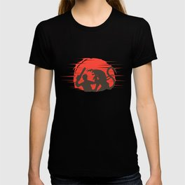 Ash vs Aliens T-shirt