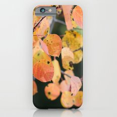aspen leaves. Slim Case iPhone 6s