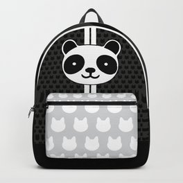 Racing Panda Backpack