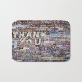 Thank you | Noriko Aizawa Buckles Bath Mat