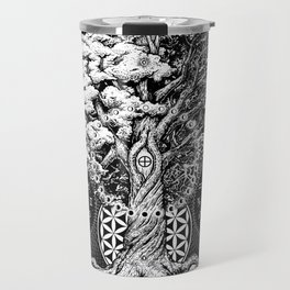 The Tree of Life Travel Mug