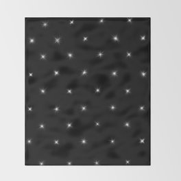 Star Diamond Pattern Throw Blanket