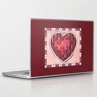 confetti Laptop & iPad Skins featuring Confetti by Shelley Ylst Art