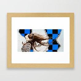 Unrestrained Framed Art Print