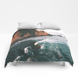 Oregon Coast V Comforters