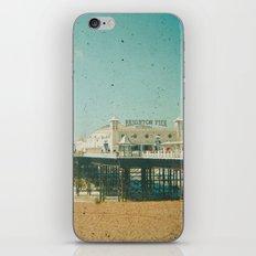 Brighton Pier iPhone Skin