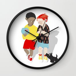 PET PALS Wall Clock