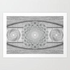 Sacred Bandwagoning Art Print