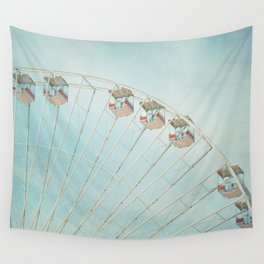 The Giant Wheel Wall Tapestry