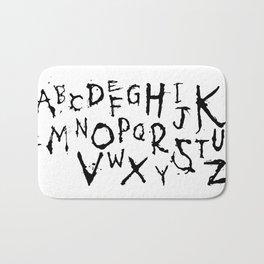 Alphabet #1 Bath Mat