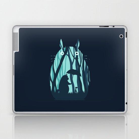 My Neighbor Totoro's Laptop & iPad Skin