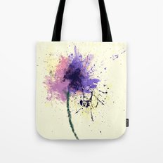 Chaotic Nature Tote Bag