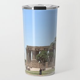 Temple of Luxor, no. 18 Travel Mug