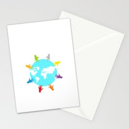 Members and Missionaries Stationery Cards