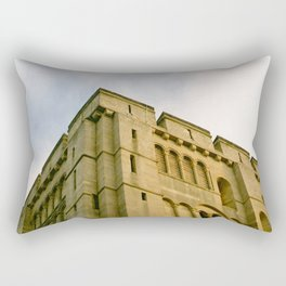 Norwich Castle Rectangular Pillow