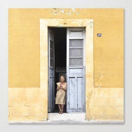 The Doors of Merida XI Canvas Print