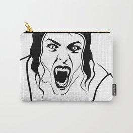 Vampirfrau Carry-All Pouch