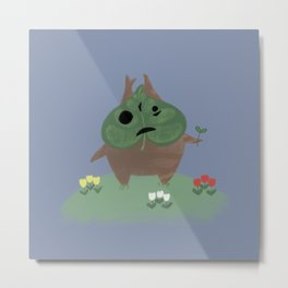 makar crossing Metal Print