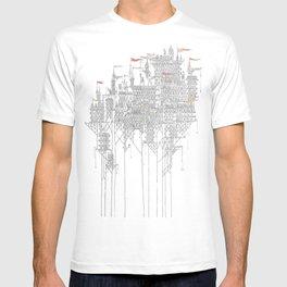 Zenobia the Invisible City T-shirt