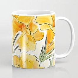 the daylily Coffee Mug