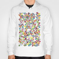 pills Hoodies featuring Pills by Eleacuareling