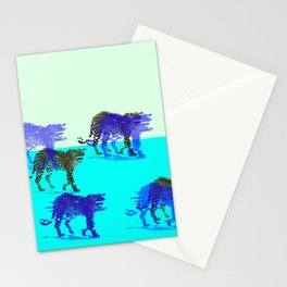 DIM YEUNG run Stationery Cards