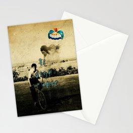 ti sogno sempre... Stationery Cards