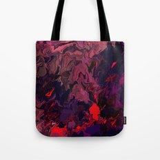 Facing life Tote Bag