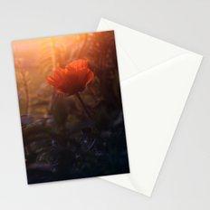 Summer Poppy Stationery Cards