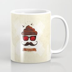 Hipster Hat Coffee Mug