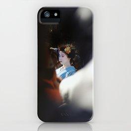 Apprentice Geisha iPhone Case