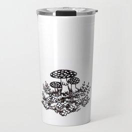 Fly agaric 1 Travel Mug