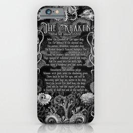 The Kraken (Black) iPhone Case