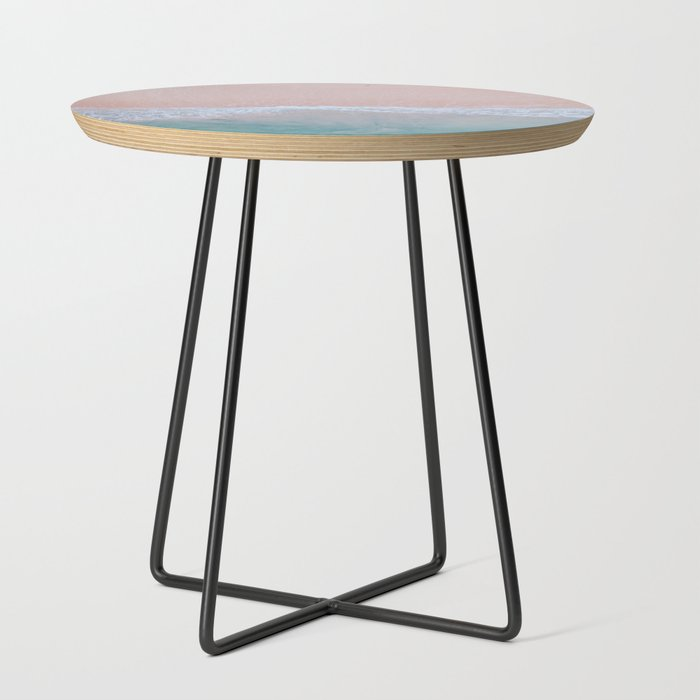 Pink_Sands_Side_Table_by_mauikauai__Black__Round