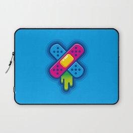 Aliens identity Laptop Sleeve