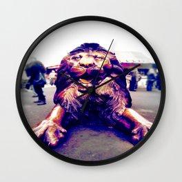 Camden´s Lion Wall Clock