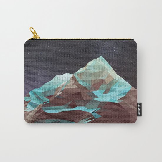 Night Mountains No. 5 Carry-All Pouch