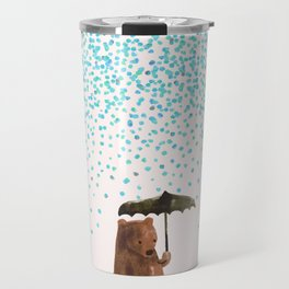 Rain rain go away Travel Mug