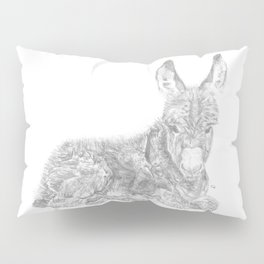 Baby Donkey Pillow Sham